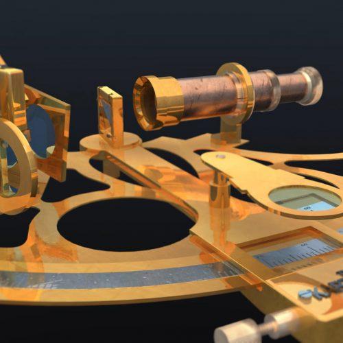 3D моделинг астролябии - динамическая инфографика 3d, создание анимационных видеороликов, анимационные ролики, графический рекламный ролик