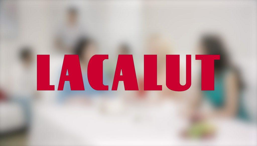Рекламный ролик Лакалют