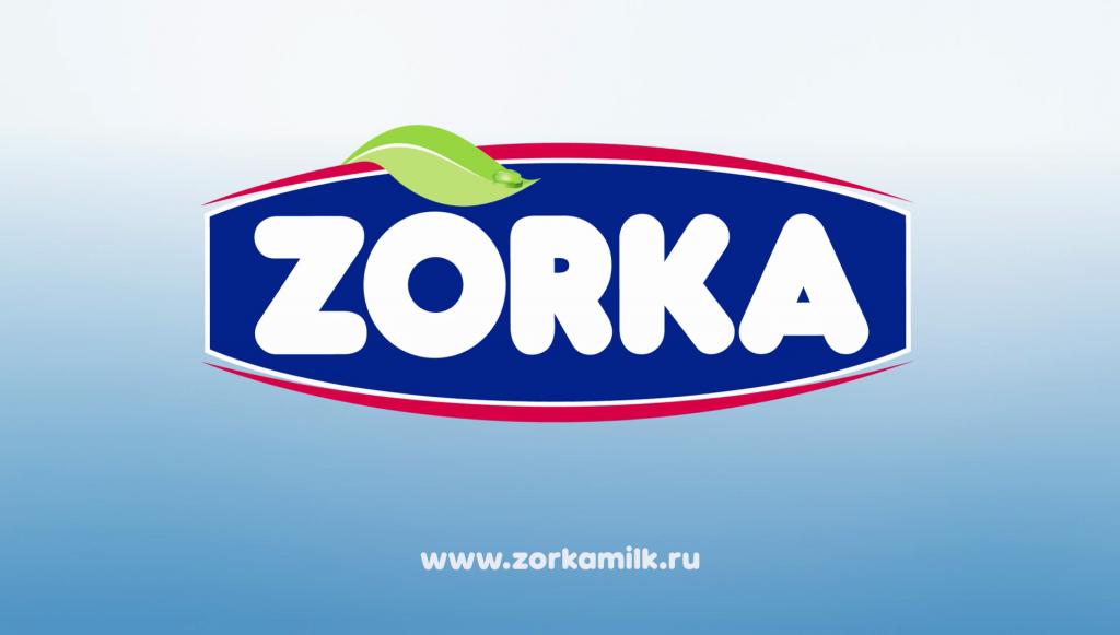Рекламный ролик Йогурты Зорька