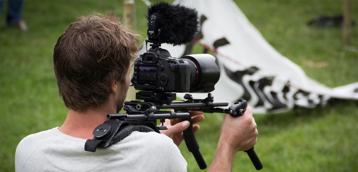 Съемка рекламных видеороликов