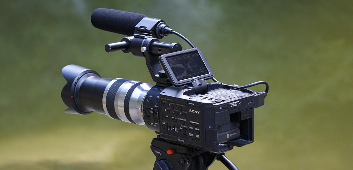 Снять рекламный видеоролик