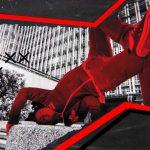 Эвент Red Bull - динамическая инфографика 3d, создание анимационных видеороликов, анимационные ролики, графический рекламный ролик