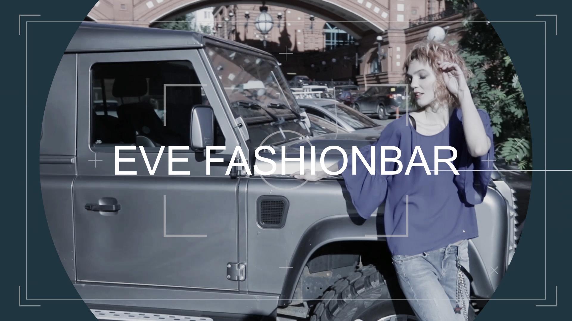Промо ролик Eve Fashionbar: Женская одежда из Италии - видеоролик съемка, графические видеоролики, анимационные ролики, рекламный ролик создание