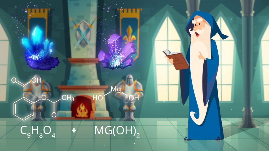 Анимация для медицинского препарата - динамическая инфографика 3d, создание анимационных видеороликов, анимационные ролики, графический рекламный ролик