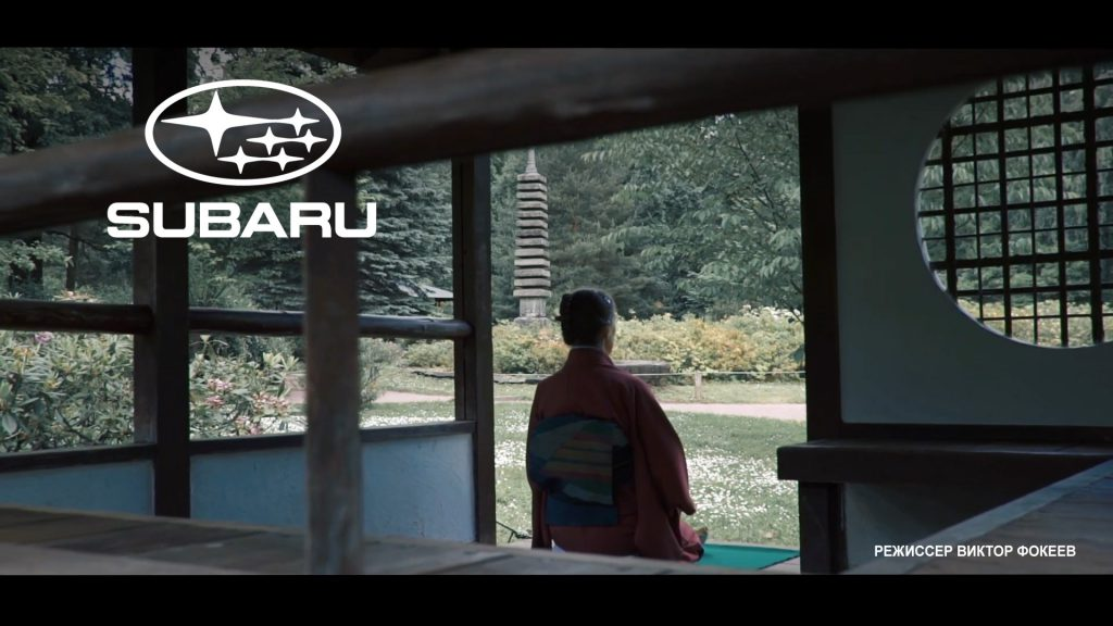 Субару. Передача для РБК - корпоративное видео, презентационный фильм, корпоративный фильм