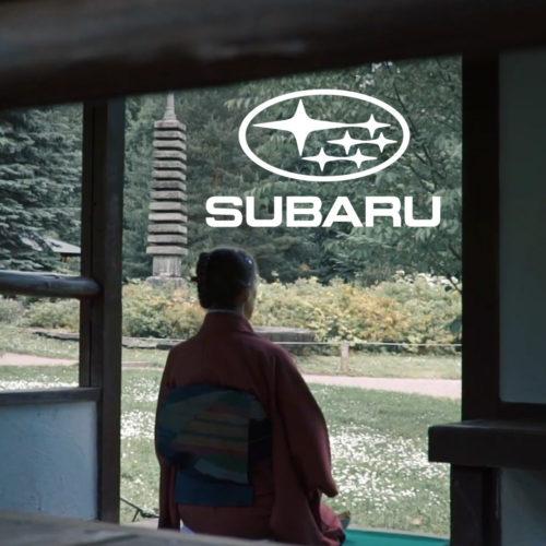 Корпоративный фильм для компании Субару. Презентационный ролик компании
