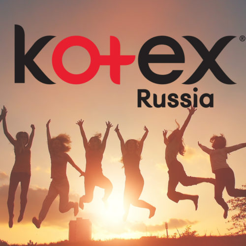 Kotex Russia. Видео инфографика